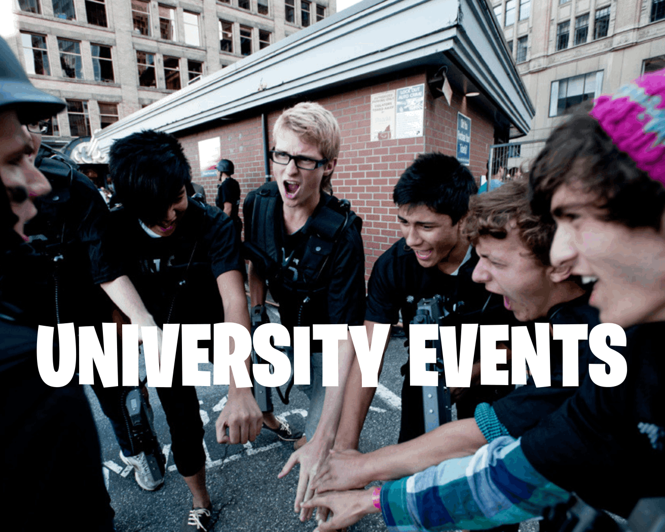 university events (o-week)